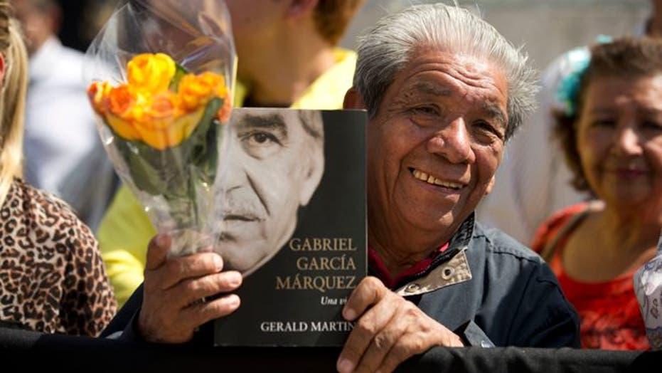 Mexico Mourns Passing Of Gabriel García Márquez