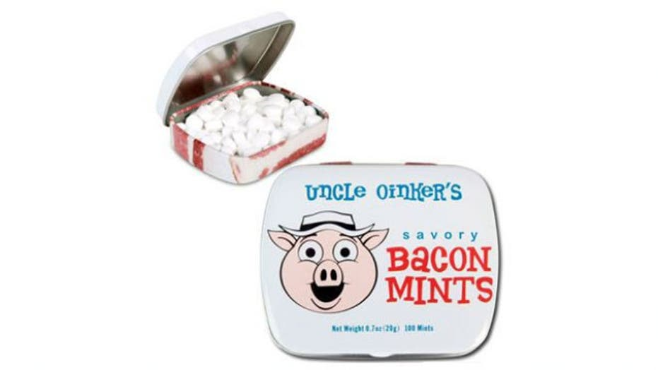 The strangest packaged foods of all time