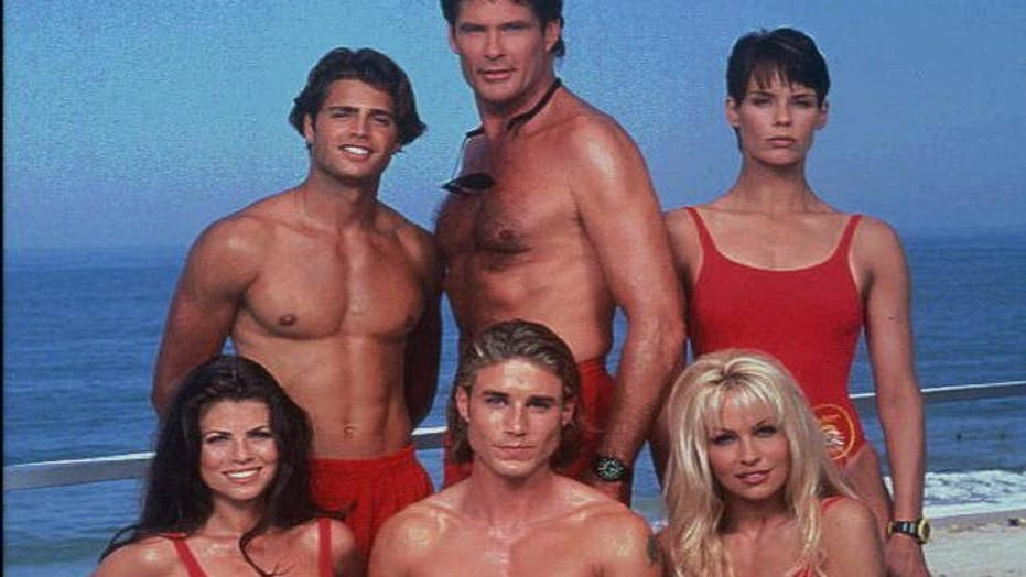Then/Now: Our favorite 'Baywatch' stars