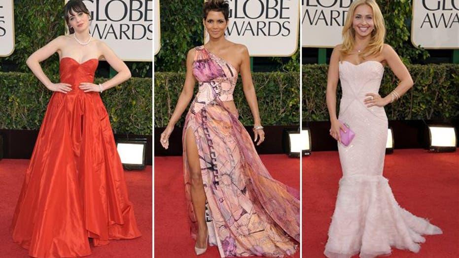 Golden Globes Red Carpet: So hot, or so not?