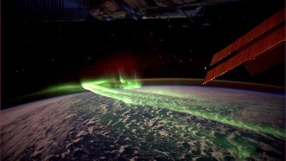 Earth from above: Astronauts photograph our planet