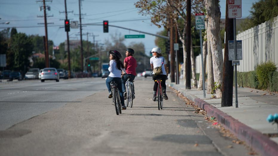 Bike It! Santa Ana – but bike it safe