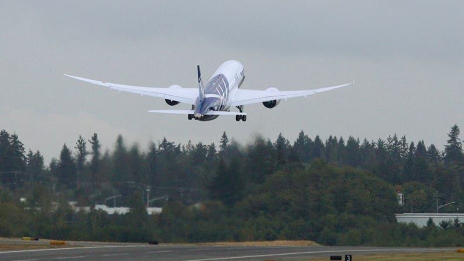 Boeing's Radical New 787 Jet