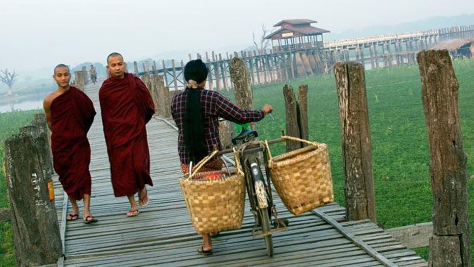 Reasons to see Burma now