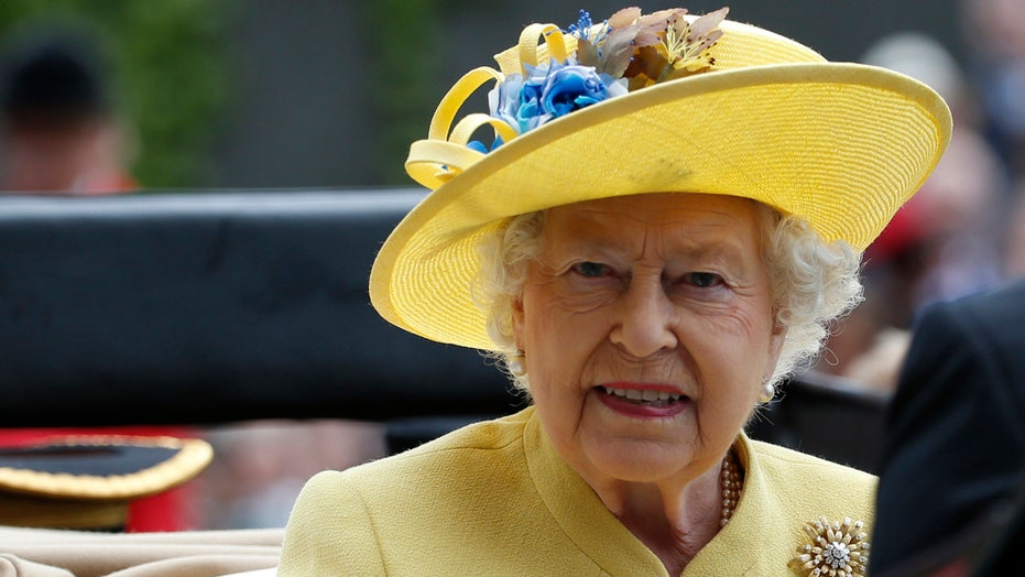 Queen Elizabeth says getting coronavirus vaccine 'was quite harmless, very quick'