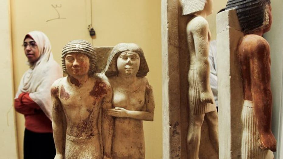 Tomb of ancient Egyptian princess discovered