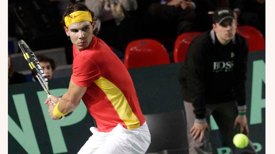 Rafael Nadal: The No. 1-Ranked Tennis Player in the World