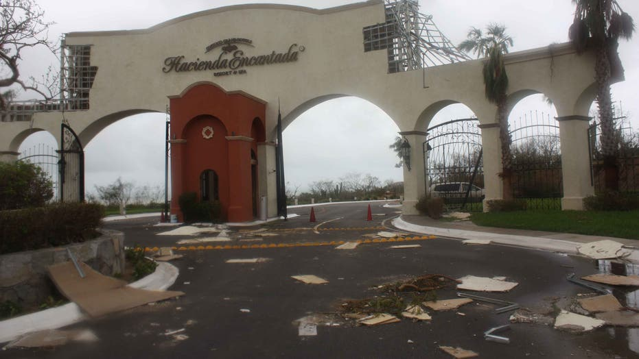 Los Cabos, Mexico, five months after Hurricane Odile