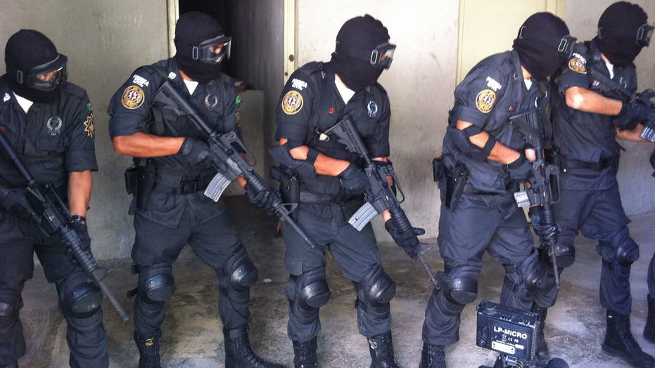 Fuerza Civil Police Academy Training