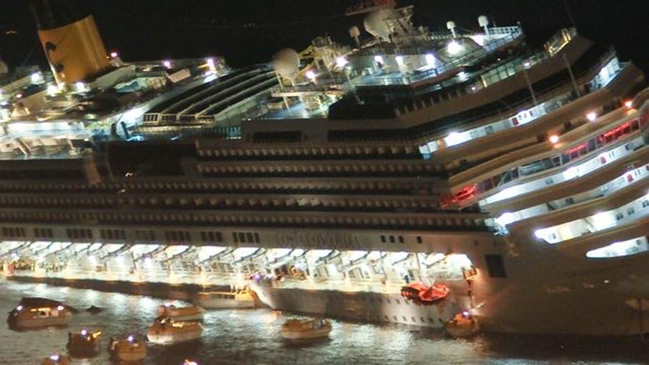 Luxury ship runs aground off Italy, 32 dead
