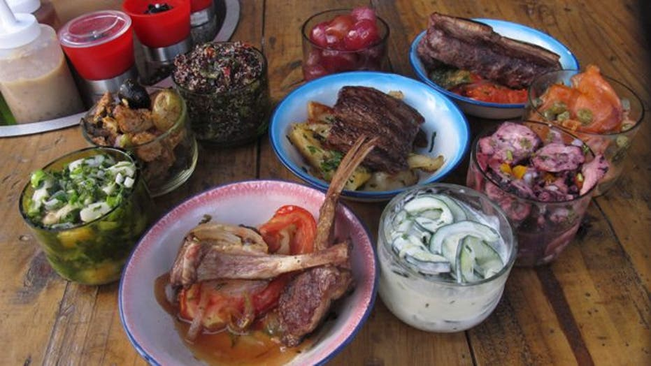 Chilean chefs bringing international twists to traditional fare