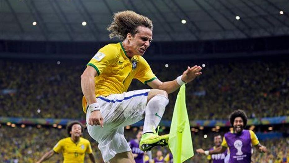 Brazil Defeated Colombia In An Electric World Cup Quarterfinal