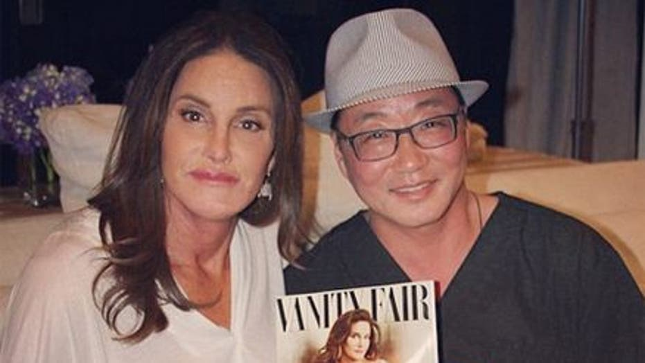 From Bruce to Caitlyn: Jenner's transition