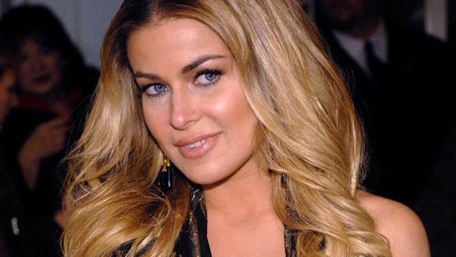 The lovely and talented Carmen Electra