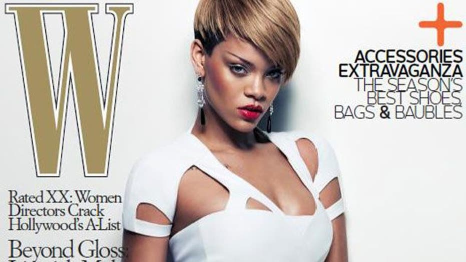 First Look: The Lovely and Talented Rihanna