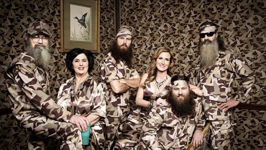 'Duck Dynasty' family album