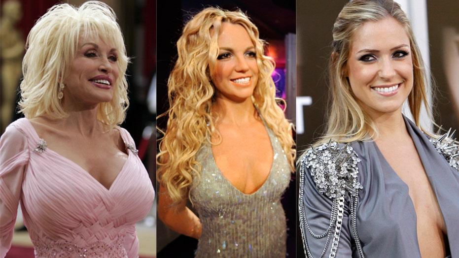 Celebrity porn star lookalikes