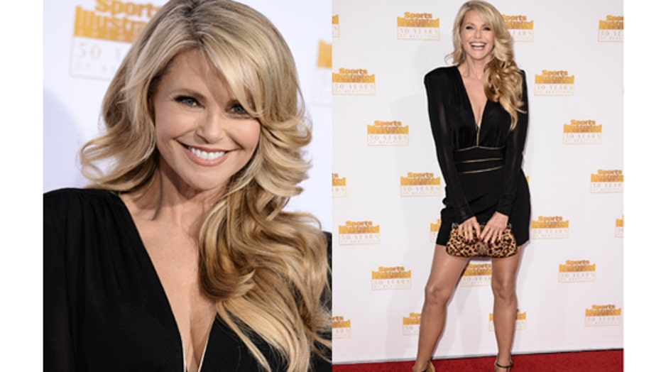 The lovely and talented Christie Brinkley