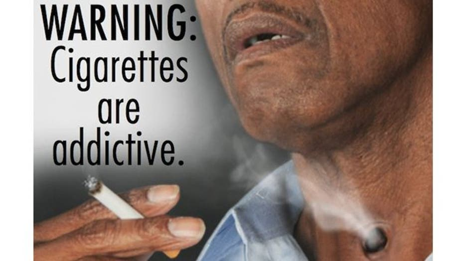 FDA Pushes Graphic Images on Cigarette Packs