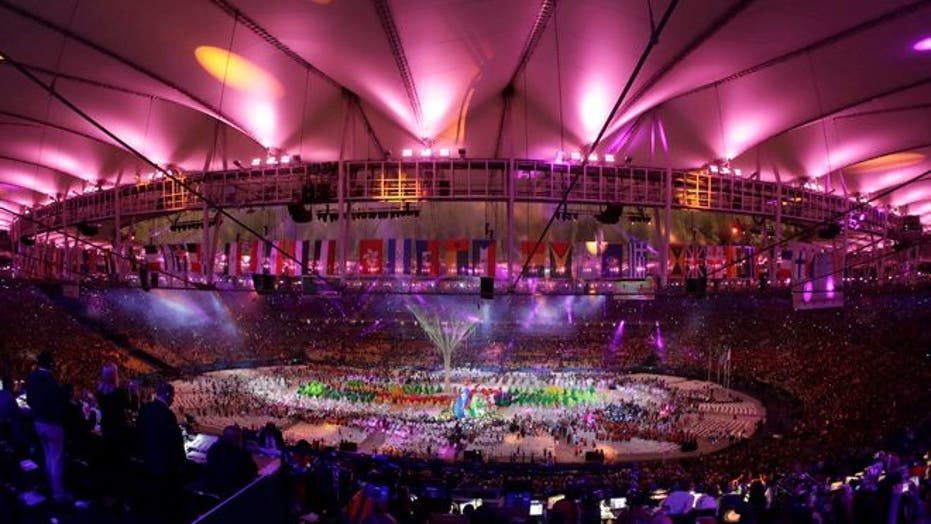 Rio 2016: Images of the closing ceremony