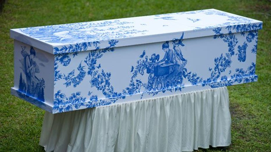 'Happy Coffins': Design Your Coffin Before You Die