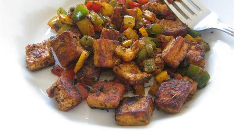 Recipe: Confetti Tofu