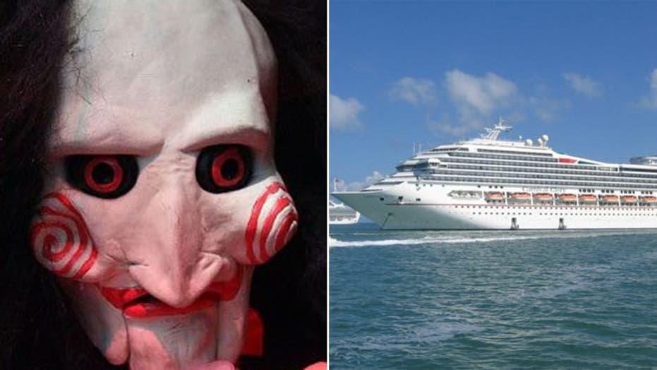 Weird and wacky themed cruises