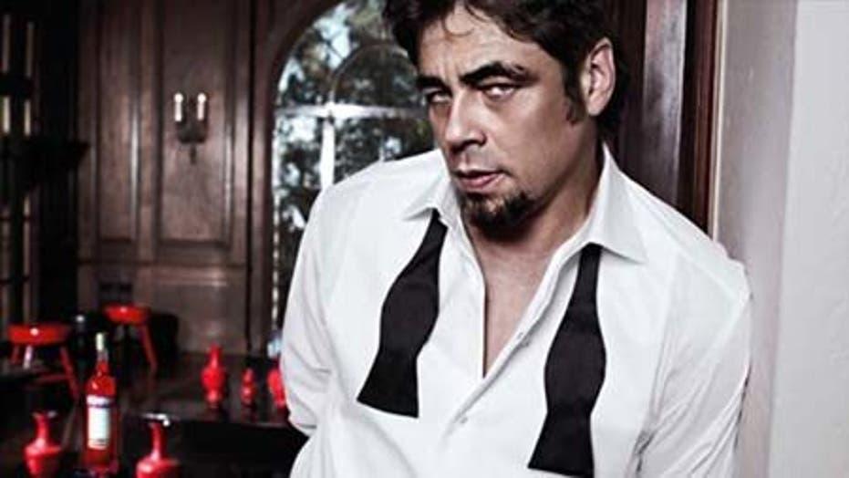 Benicio del Toro Makes Latino History – One Steamy Page at a Time