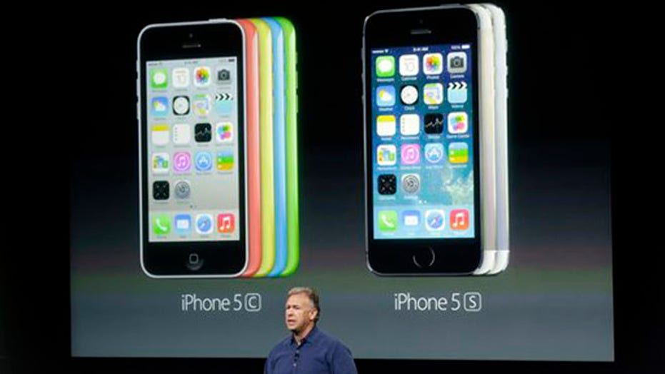 Apple Unveils Gold iPhone 5S, Colorful iPhone 5C