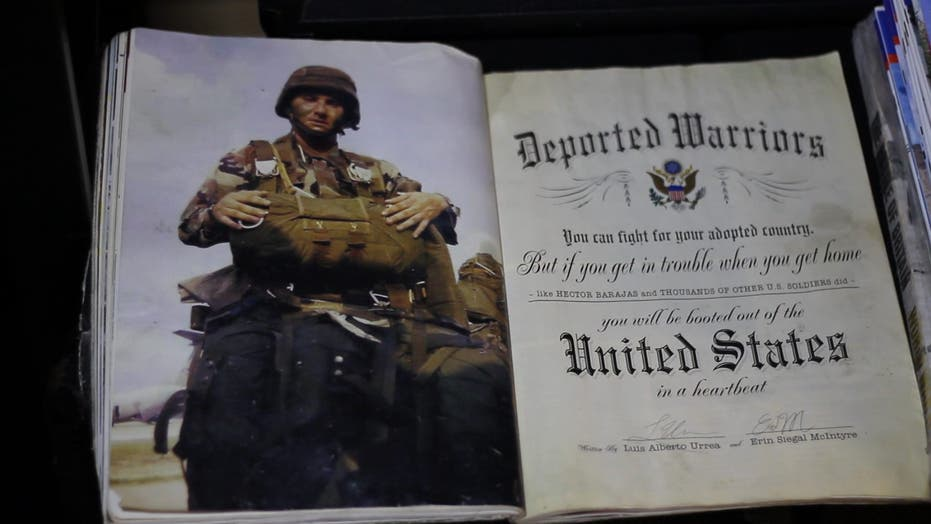 Deported military veterans push to be included in executive action