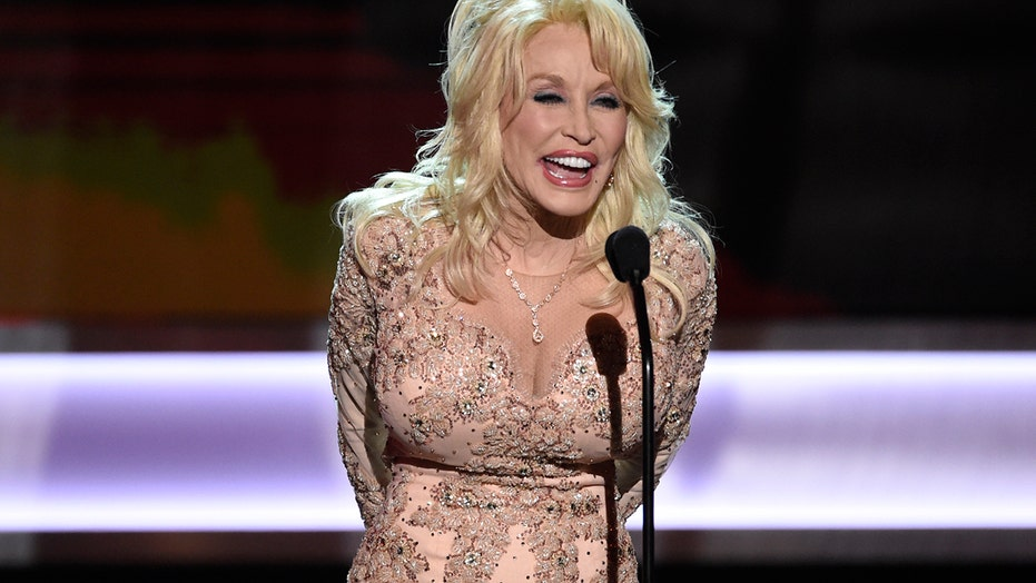 Dolly Parton's ice cream selling on eBay for $1,000 per pint