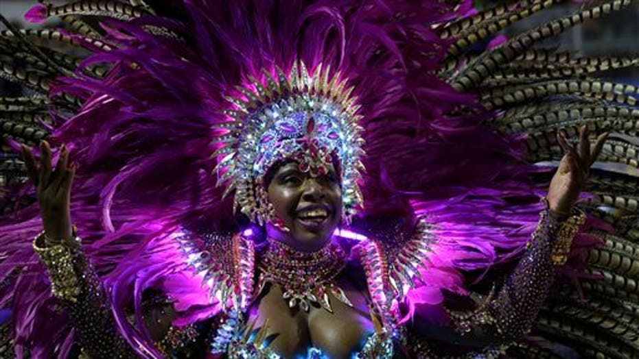 Glitz Takes Over The Streets Of Brazil As Carnival Comes To Town