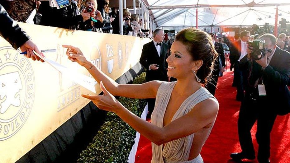 The Lovely and Talented Eva Longoria