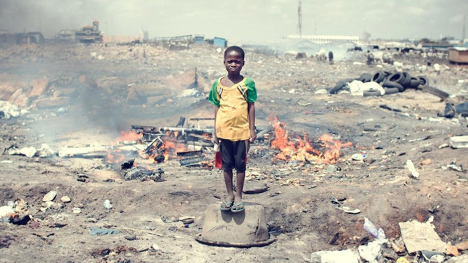 In pictures, Ghana's e-waste disaster
