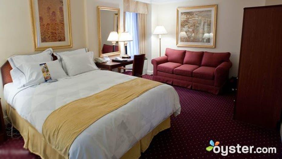 Top hotel beds