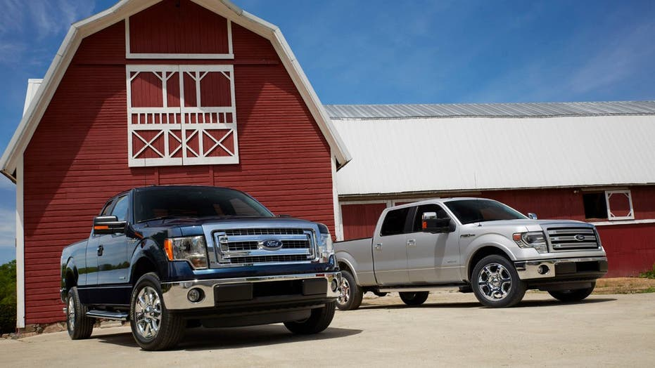 2013 Ford F-150 revealed