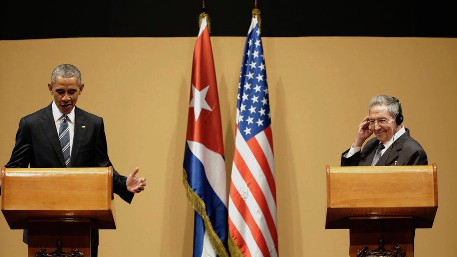 President Barack Obama's historic visit to Cuba