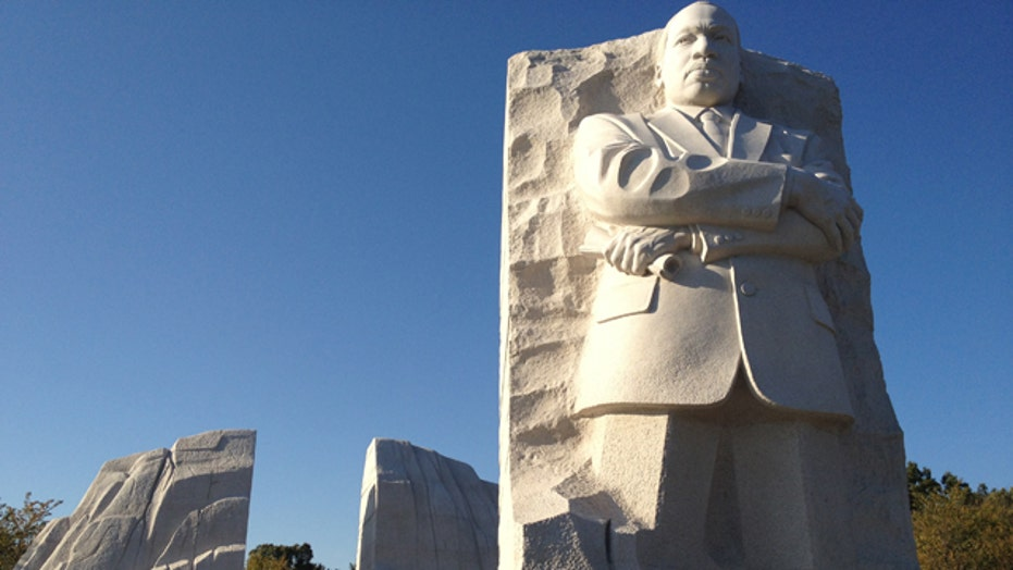 MLK National Monument Commemoration
