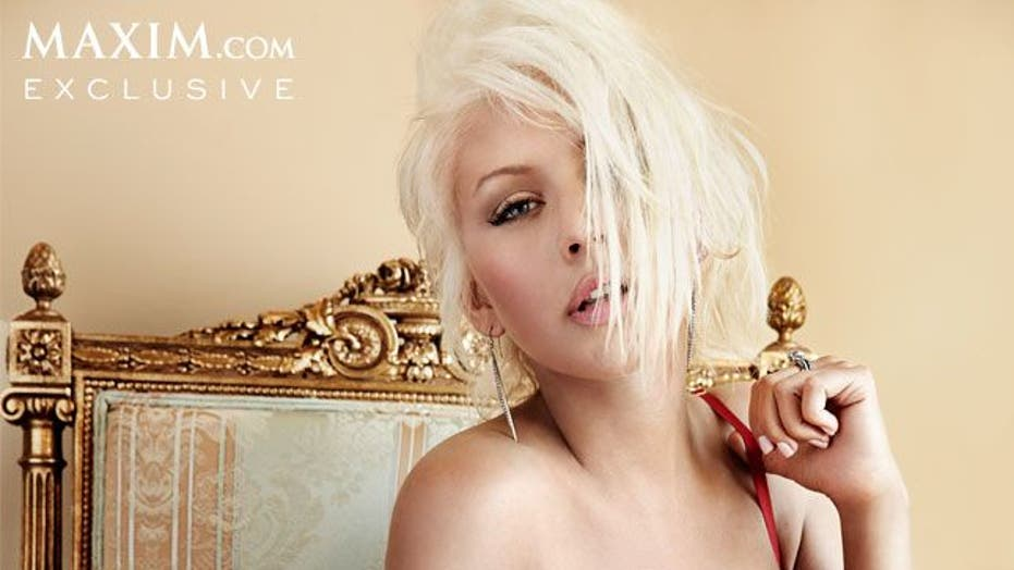 The Lovely and Talented Christina Aguilera