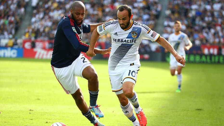 Landon Donovan, the greatest to ever wear the U.S. men's soccer uniform retires