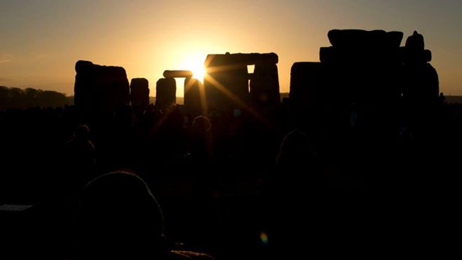 Doomsday at Stonehenge