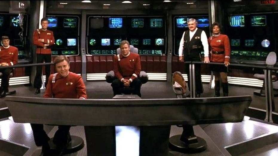 Top 10 'Star Trek' moments