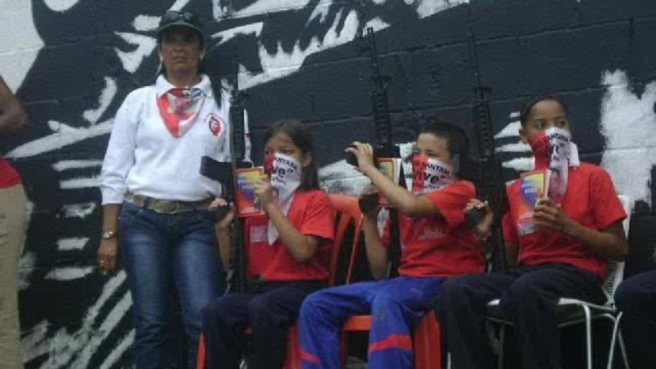 Babes in Arms in Venezuela?