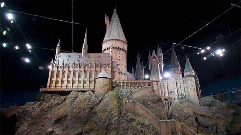 Inside the Harry Potter studio tour