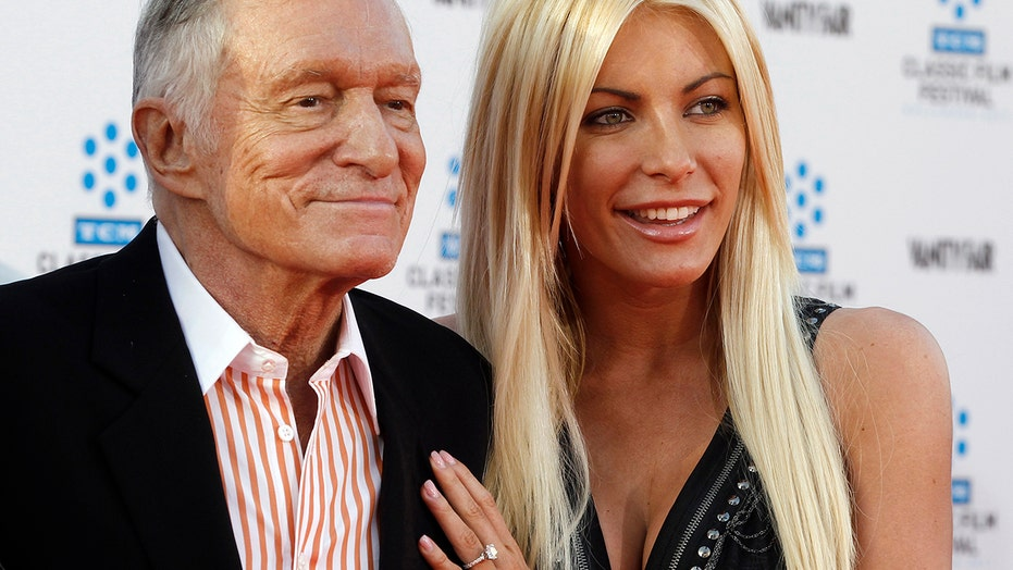 Hugh Hefner's wife Crystal pays tribute to the 'legend' on 3rd anniversary of his death