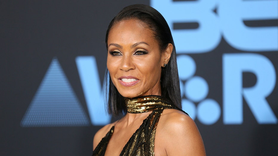 Jada Pinkett Smith reveals she passed out on 'Nutty Professor' set from 'bad batch of ecstasy'