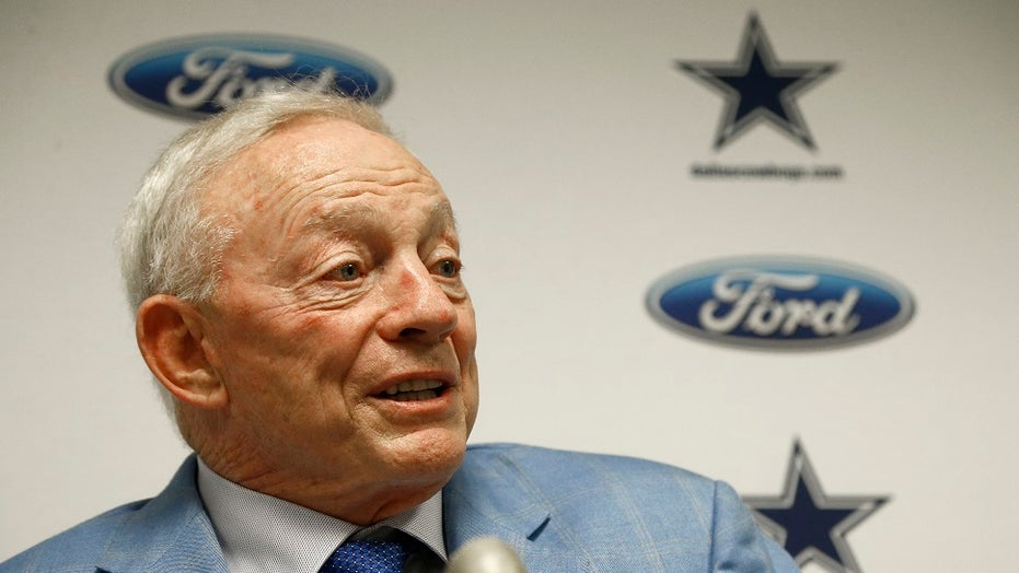 Jerry Jones discusses the notion of the Cowboys tanking for the rest of the season