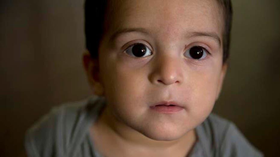 Deportation shelved for 1-year-old Honduran boy