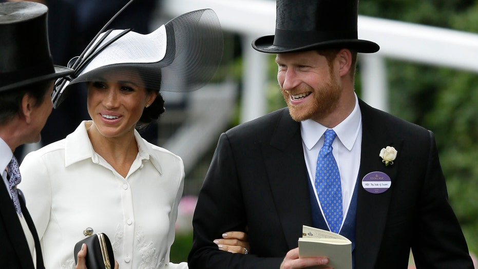 Meghan Markle, Prince Harry's daughter's name Lilibet 'rude', royal expert claims