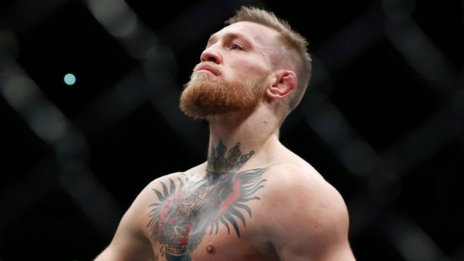 Conor McGregor dismisses multimillion-dollar lawsuit as 'old news'